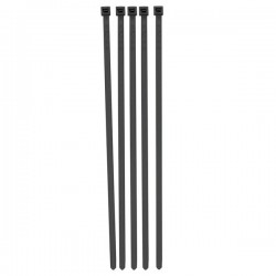 Cable Ties Standard Black M9 x 450mm Pack Of 25-20