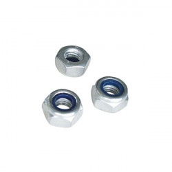 Self Locking Nuts M6 x 1mm Pitch Pack Of 4-20