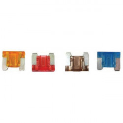 Fuses Micro Blade Assorted Pack Of 4 (3A/5A/7.5A/10A)-20
