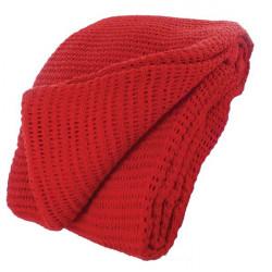 HypaGuard Red Cotton Cellular Blanket 150 x 200cm-20