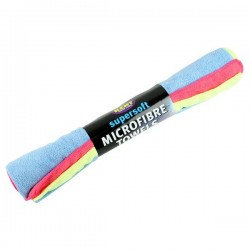 Microfibre Towels 3 Piece Set-20