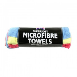 Microfibre Towels Pack Of 6-20