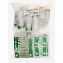 HSE First Aid Kit Refill 1-10 Persons-20