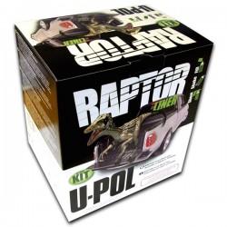 Raptor Spray-On Liner Kit Black 4 Litre-20