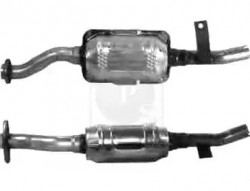 Catalytic Converter NPS S431I21-20