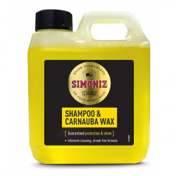 Shampoo and Wax 1 Litre-20