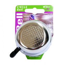 Alloy Cycle Bell Silver-20