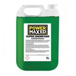 Power Maxed Snow Foam 5Ltr Concentrate-20