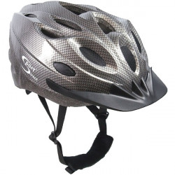 Vortex Adult Graphite Cycle Helmet 58-61cm-20