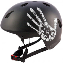 The Hand Black BMX Helmet 56-58cm-20