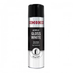 Gloss White 500ml-20