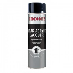 Clear Lacquer 500ml-20