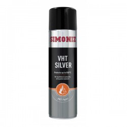 Silver VHT Paint 500ml-20