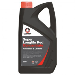 Super Longlife Antifreeze and Coolant Concentrated 2 Litre-20