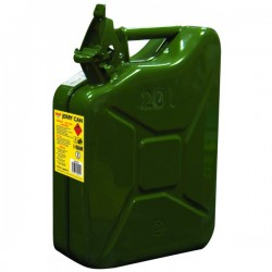 20 Litre Metal Jerry Can-20