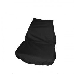 Tractor Seat Cover Standard Black-20