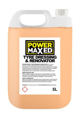 Power Maxed Tyre Dressing 5.0Ltr Ready To Use-21