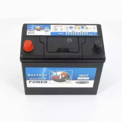 Battery 45 Ah 234x127x200mm NPS U540L10B-20