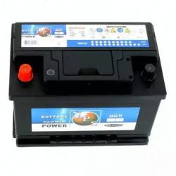 Battery 74 Ah 277x174x190mm NPS U540L65B-20