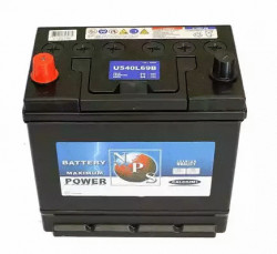 Battery 45 Ah 218x133x204mm NPS U540L69B-20