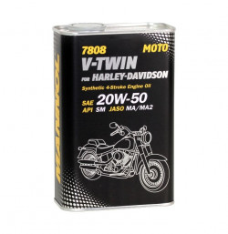 Engine Oil MANNOL V-Twin