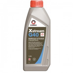 Xstream G40 Concentrated Antifreeze and Coolant 1 litre-20