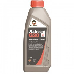 Xstream G30 Antifreeze and Coolant Ready To Use 1 Litre-20
