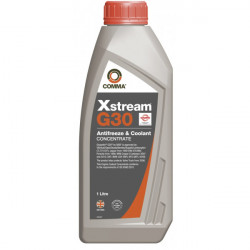 Xstream G30 Antifreeze and Coolant Concentrated 1 Litre-20