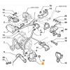 Turbo Pressure Control Valve for Alfa Romeo, Fiat, Lancia