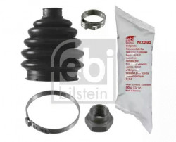 Front Wheel Side CV Joint Boot Kit FEBI BILSTEIN 01007-11