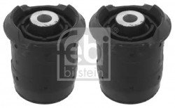 Rear left or right Front of Axle Carrier /Subframe Bush Set FEBI BILSTEIN 01677-11