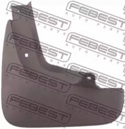 Mounting Kit, mud guard FEBEST 0186-MCV30FLH-10