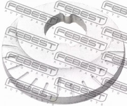 Plate for Suspension Arm Camber Correction Bolt FEBEST 0530-002-10