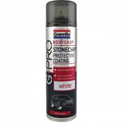 Stone Chip Protective Coating White 500ml-10