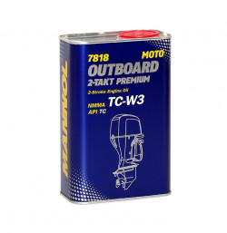 MANNOL 7818 Outboard 2-Takt Premium High Performance Synthetic Outboard Engine Oil (1 Litre, 4 Litres)-11