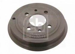 Rear Pair of 2x Brake Drums FEBI BILSTEIN 10561-10