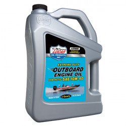 Fully Synthetic SAE 10W40 Outboard Engine Oil FC-W 4.54 Litre-10