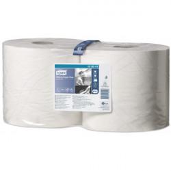 2 Ply Premium Wiping Paper Plus White 2 x 255m Combi Rolls-10