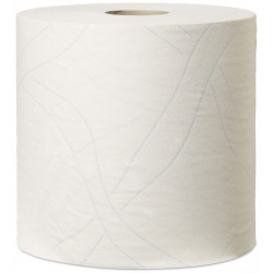 2 Ply Premium Wiping Paper Plus White 255m Combi Roll-10
