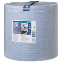 2 Ply Premium Wiping Paper Plus Blue 510m Bumper Roll-10
