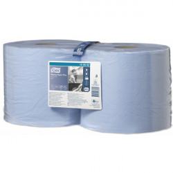 2 Ply Premium Wiping Paper Plus Blue 2 x 255m Combi Rolls-10