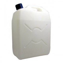 Jerry Can (Screw Cap) Translucent 25 Litre-10