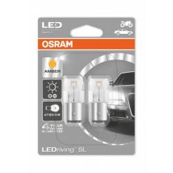 LED Standard Bulb (380A) Amber 12V BAY15d LEDriving-10