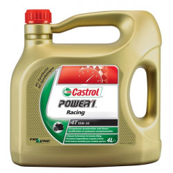Power 1 Racing 4T 4 Stroke 10W-30 Fully Synthetic 4 Litre-10
