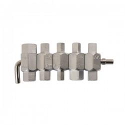 Drain Plug Key Set 5 Piece-10