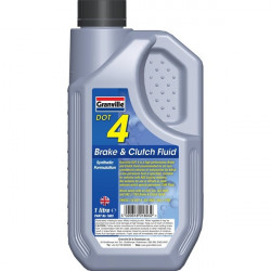 Granville DOT 4 Synthetic Brake and Clutch Fluid 1 Litre-10