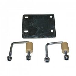 Jockey Wheel Clamp Fix Kit 50mm and 60mm-10