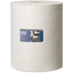 1 Ply Premium Low Lint Polishing Cloth White 152m Combi Roll-10