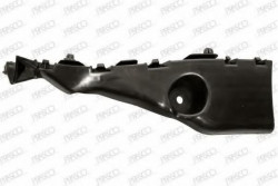 Right Hand Rear Bumper Bracket for Toyota Aygo-11