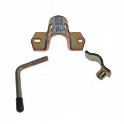 Jockey Wheel Medium Duty Clamp 34mm-10